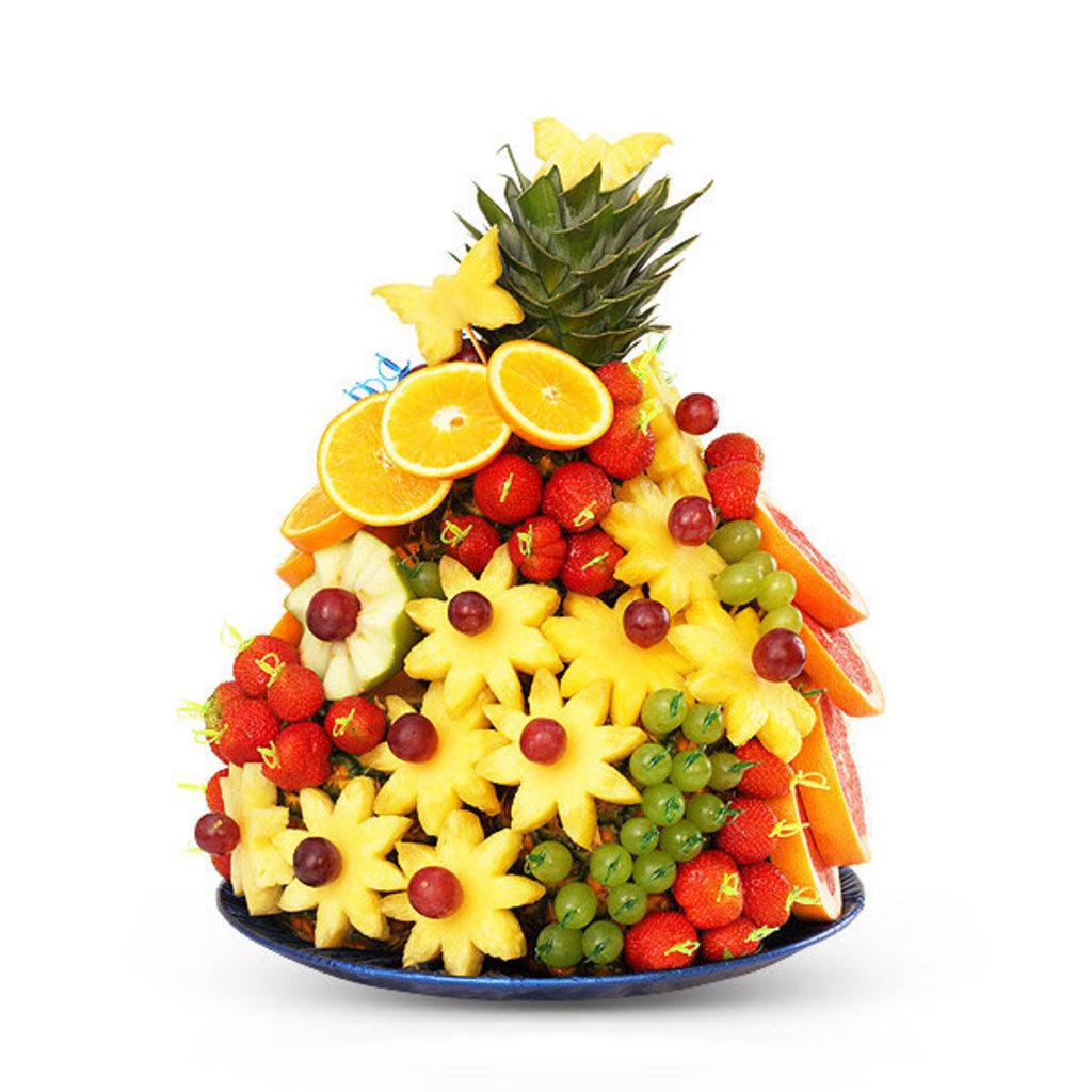 ВСЕ БУКЕТЫ: Фруктовый Великан в Fruit Art