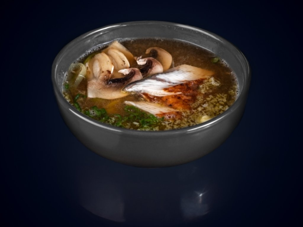 Супы: Унаги набэ в МЭСИ суши&роллы