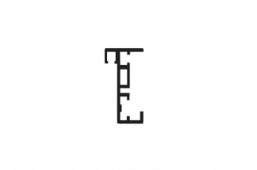 TERNO 4/5: Terno 5 Профиль фасадный, алюминий, L=3000 в МебельСтрой