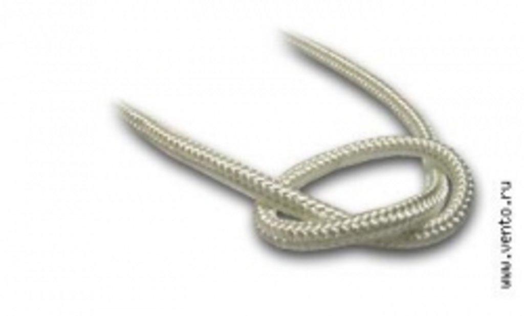 Шнуры: Шнур вспомогательный «Высота 4 белый» Ø 4 мм в Турин