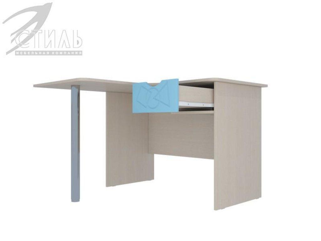Компоненты товара Стол компьютерный Лик-4: Угловой стол Лик-4 в Диван Плюс
