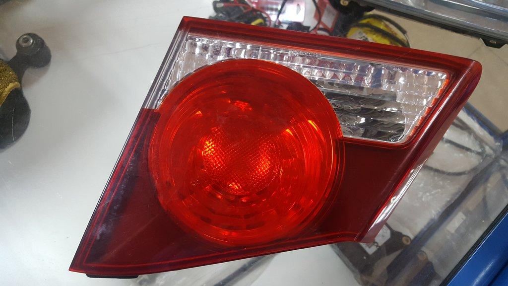 Оптика: Фонарь задний Honda Civic 4D в VINcode