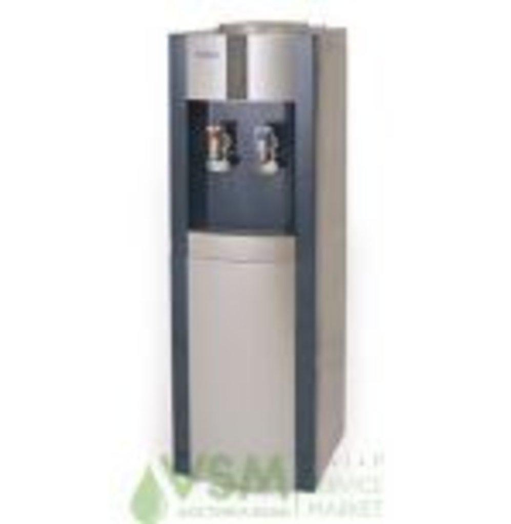 Кулеры для воды: Aqua Well 16LE. Напольные кулеры с комрессорным охлаждением воды в ЭкоВода