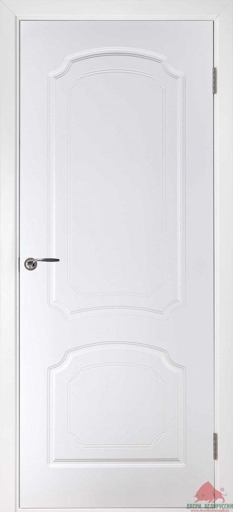 Двери Белоруссии Эмаль: Виктория (белая эмаль) в STEKLOMASTER