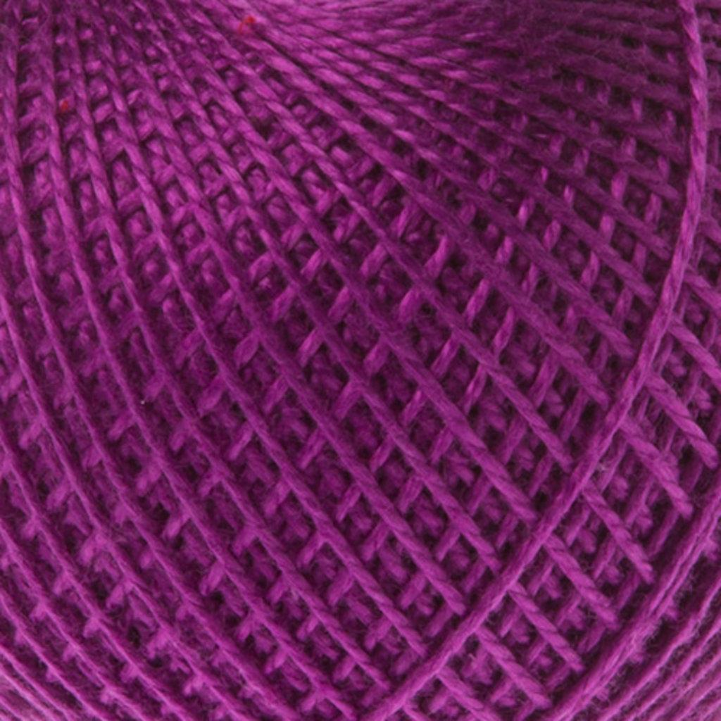 Ирис 25гр.: Нитки Ирис 25гр.150м.(100%хлопок)цвет 2112 темно-сиреневый в Редиант-НК