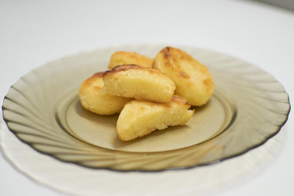 Десерты: Сырники в Кушать подано