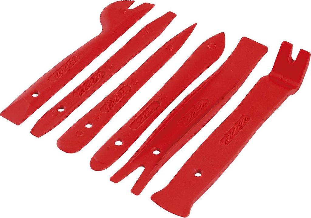 Инструмент для ремонта и диагностики деталей кузова и салона автомобилей: KA-2441-6 набор съемников пласт/дерев элементы в Арсенал, магазин, ИП Соколов В.Л.