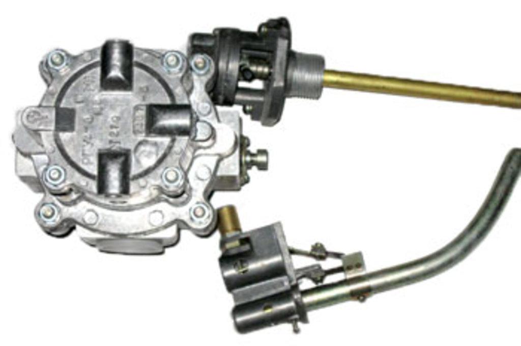 Газовое оборудование, комплектующие: Автоматика для напольных котлов РГУ в комплекте и по отдельности в Газсантехоборудование