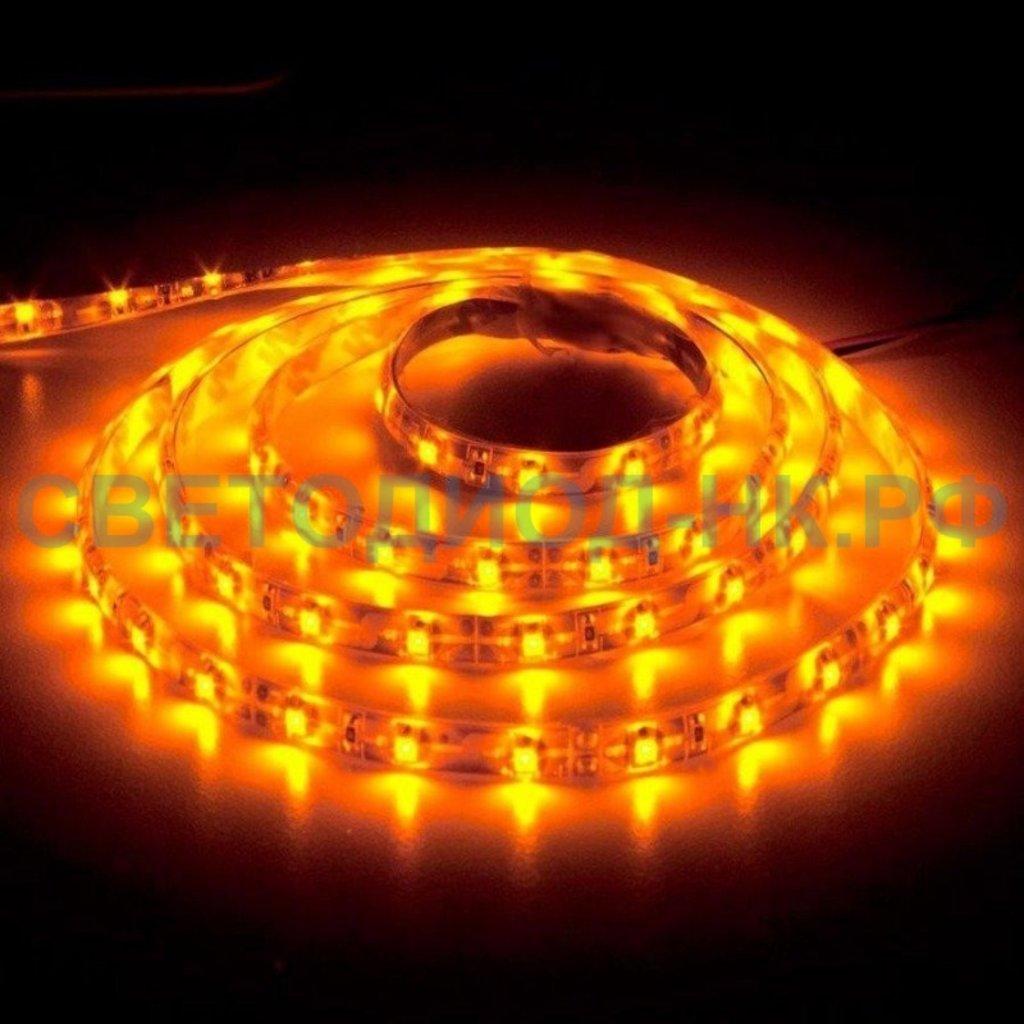 Герметичная лента: Лента 3528-60-12 желтый IP66 в СВЕТОВОД