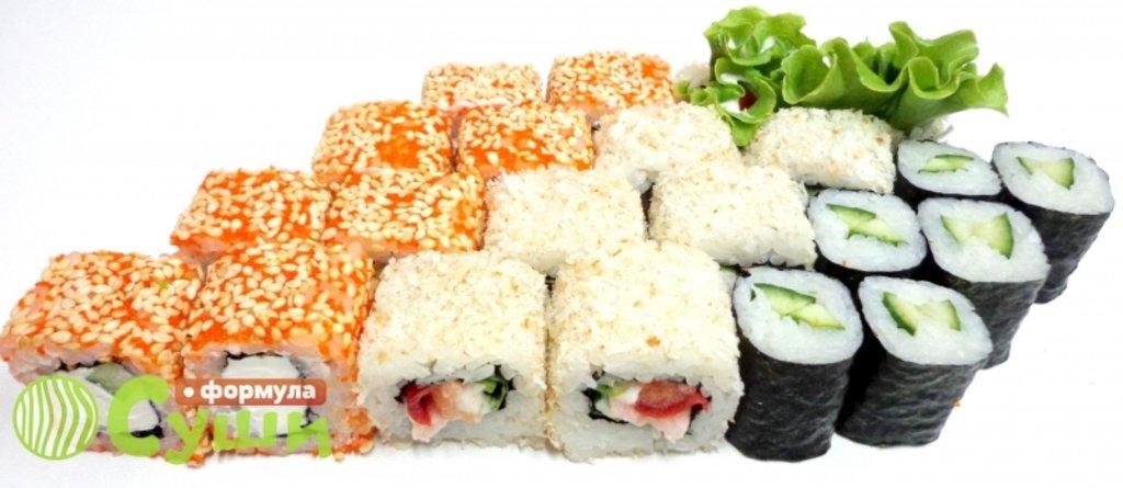 Наборы: СУШИ ЛАЙТ в Формула суши