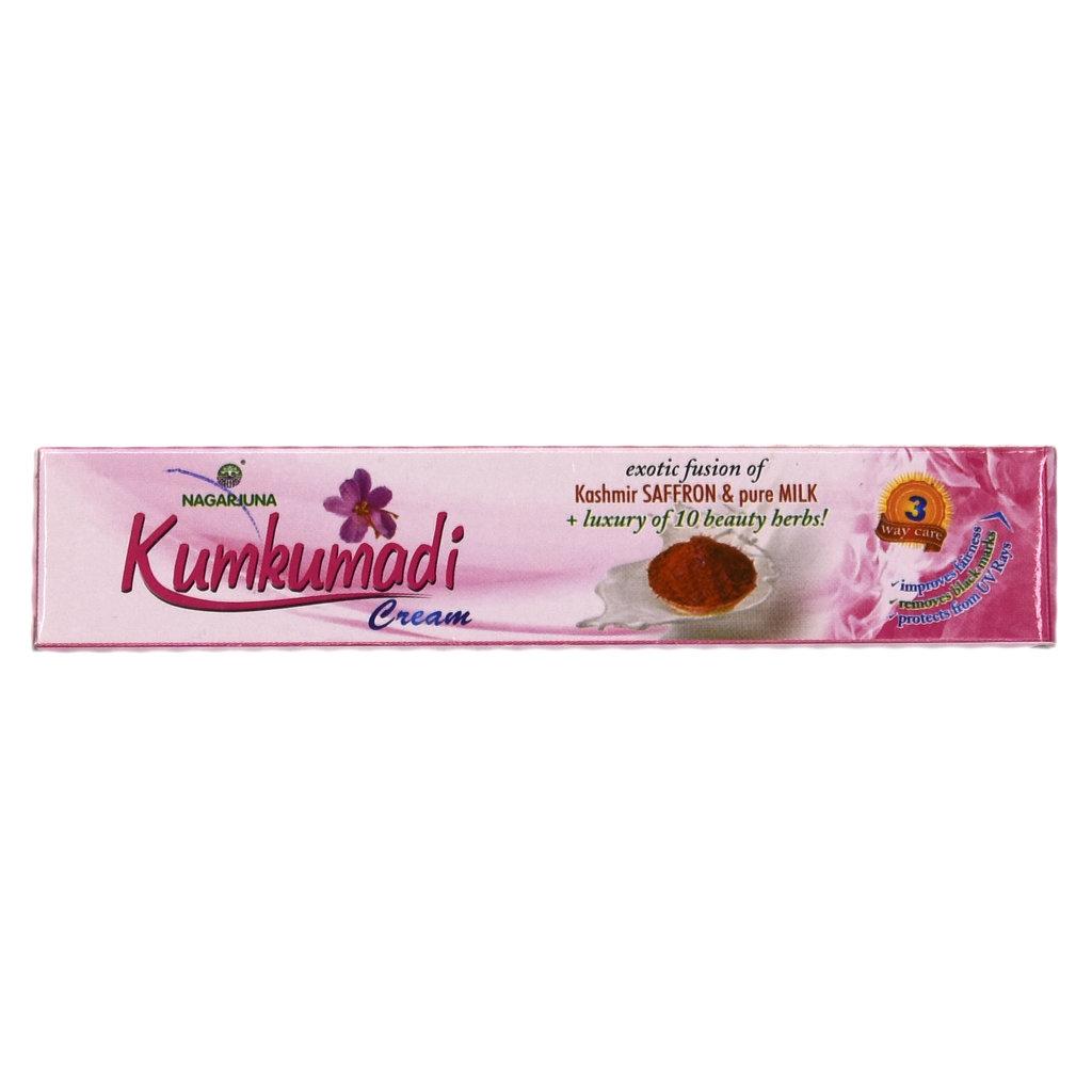 Средства для лица и тела: Kumrumodi Cream (Nagarjuna) в Шамбала, индийская лавка