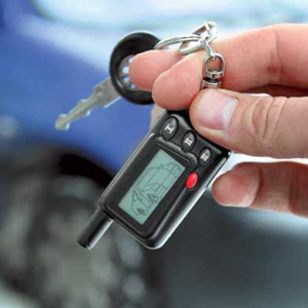 Установка автосигнализаций: Автосигнализация простая на иномарки «Бизнес» класса в CLIFFORD