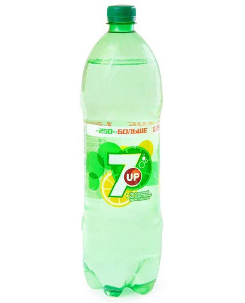 Напитки: 7UP, 1.25л в Сайори