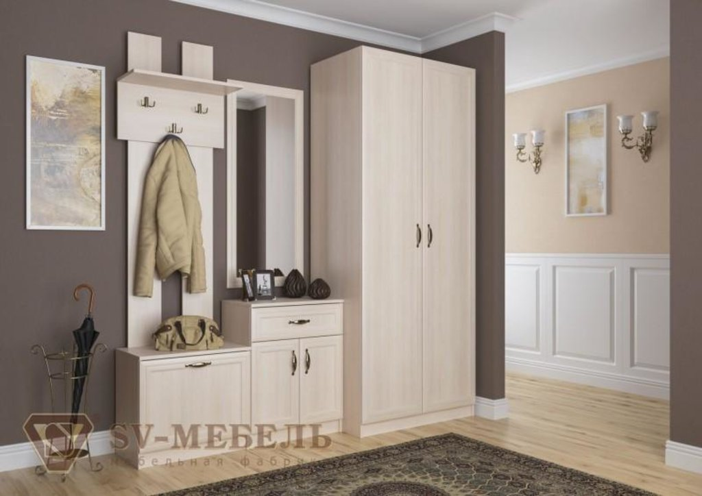 Мебель для прихожей Вега: Зеркало в раме ВМ-16 Вега в Диван Плюс