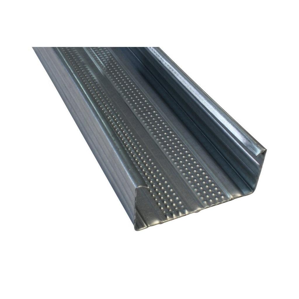 Профиль для ГКЛ: Профиль ПП-60/27/3000-0,5 Стандарт в АНЧАР,  строительные материалы