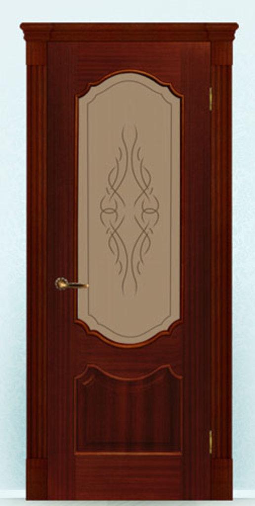 Двери на заказ: Дверь багетная «Рубин II» в ДВЕРИ со склада