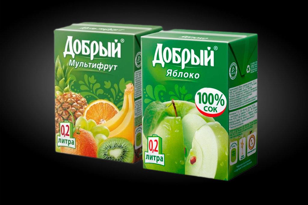 Напитки: СОК ДОБРЫЙ В АССОРТИМЕНТЕ в SUPER KEБAБ
