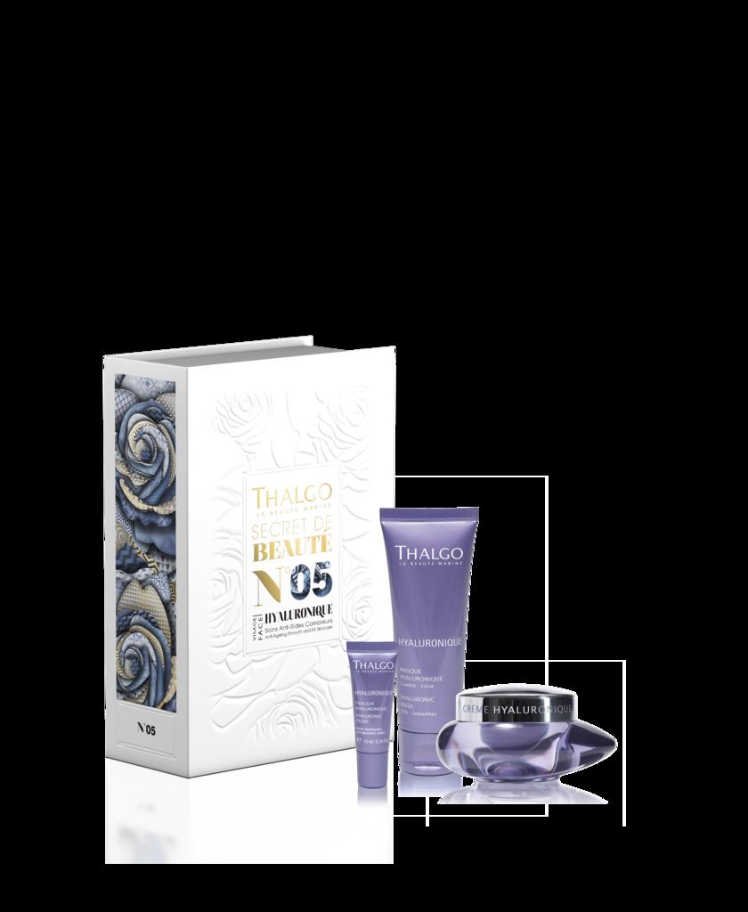 Thalgo - Косметические наборы: Thalgo Secret de beaute Набор №5 Гиалуроновая линия 35+ в Флинк, ООО