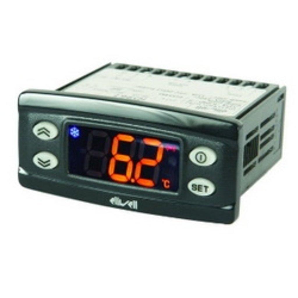 Программируемые контроллеры: Микропроцессор контроллер холодильный Eliwell ID 961 plus LX (230 V) + 1 датчик NTC в Арктик-Краснодар, ООО