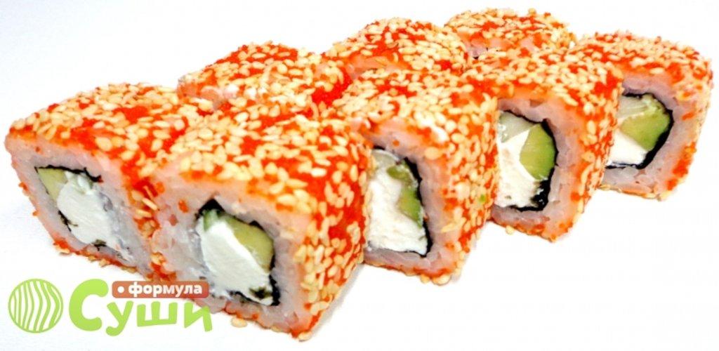 Роллы: ФИЛАДЕЛЬФИЯ СПЕШЛ в Формула суши