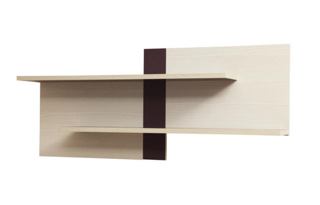 Детские: Полка для книг ПК-1 Некст в Vesa