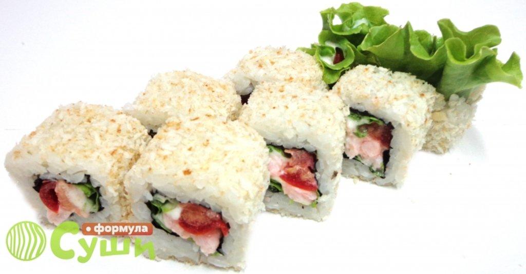 Роллы: ЦЕЗАРЬ С КРЕВЕТКОЙ в Формула суши