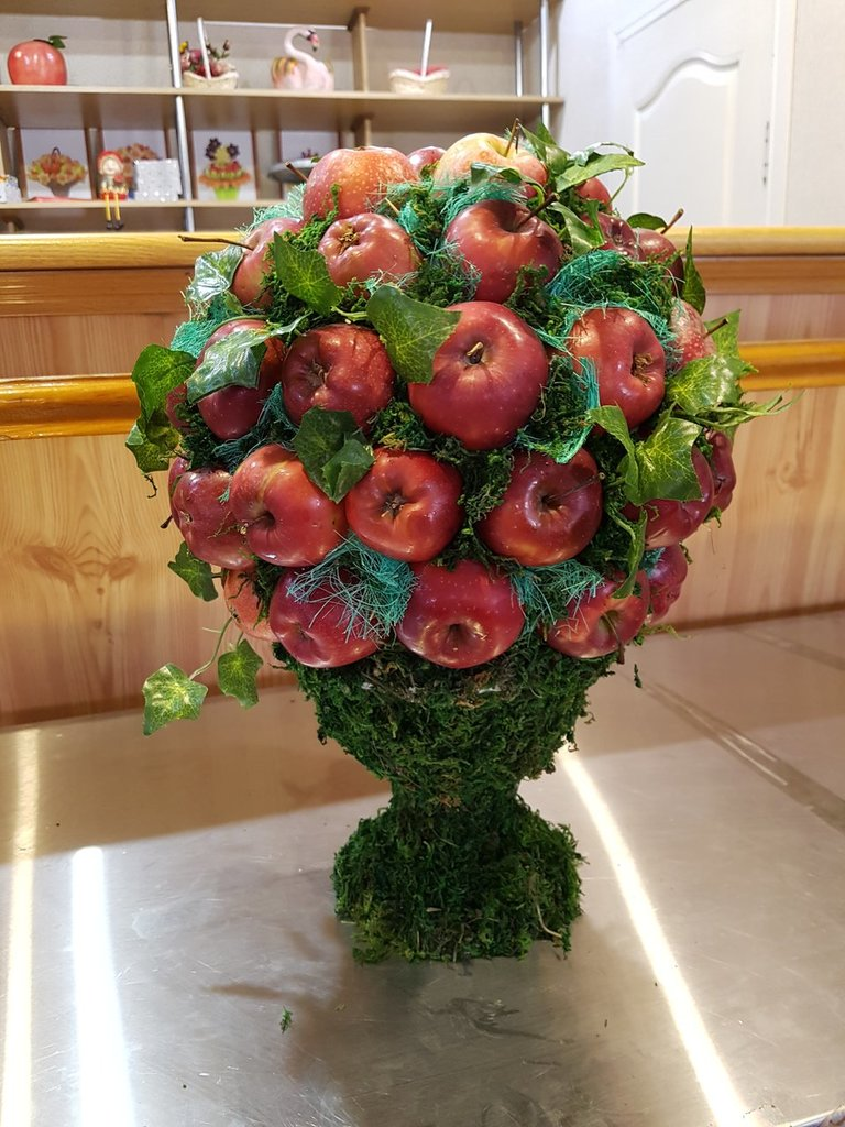 ВСЕ БУКЕТЫ: Букет Адам и Ева в Fruit Art