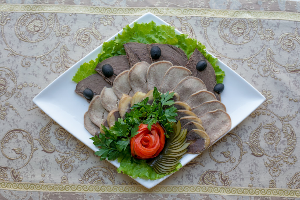 Холодные закуски: АССОРТИ «КАЗАХСТАН» в Самурык