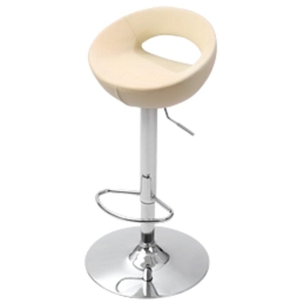 Стулья барные: Барный стул Кронус (хром) в АРТ-МЕБЕЛЬ НН