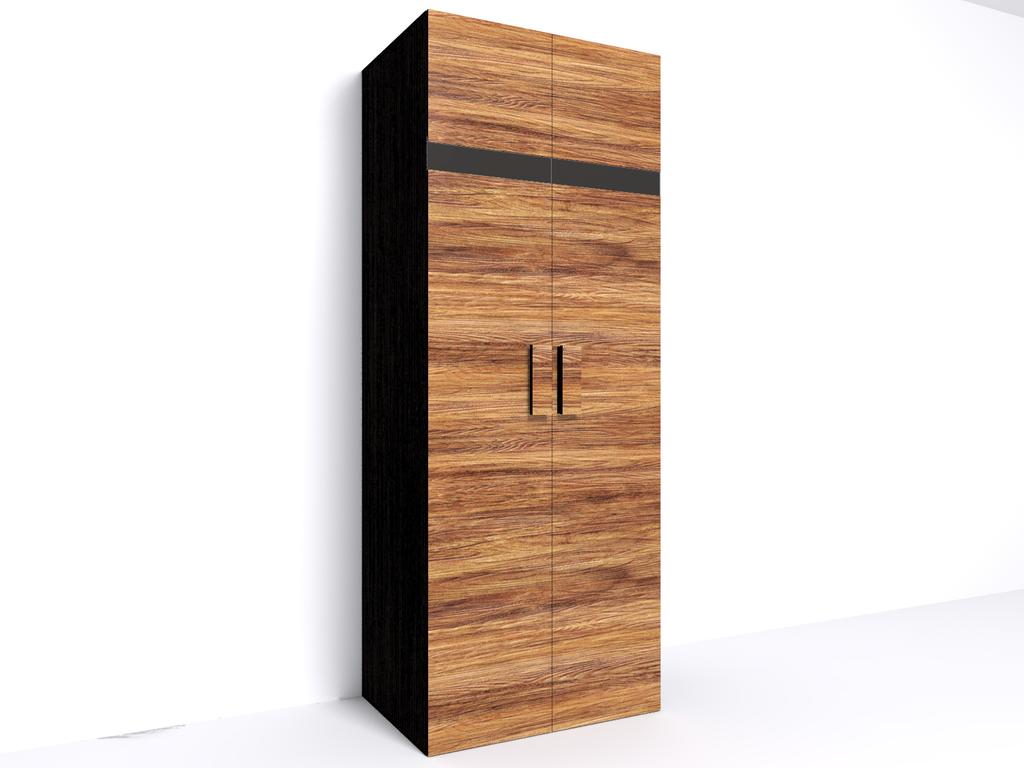 Шкафы для одежды и белья: Шкаф для одежды 1 Hyper в Стильная мебель