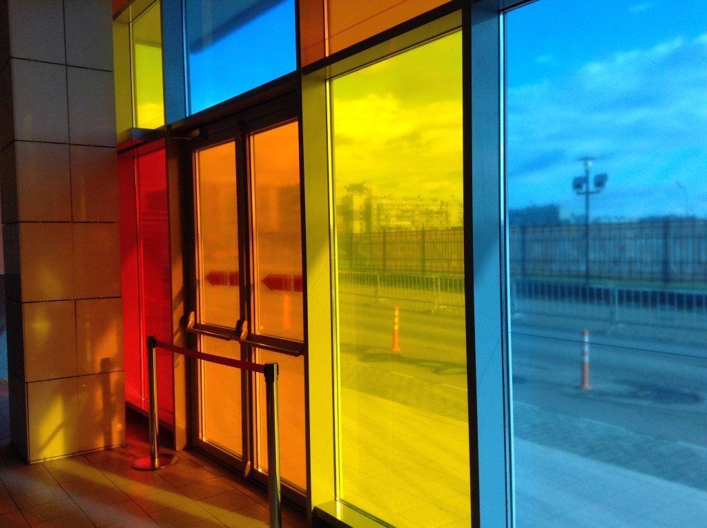 Ремонт окон: Тонировка стекол в 1СК, Первая Стекольная Компания, (ПСК), ООО