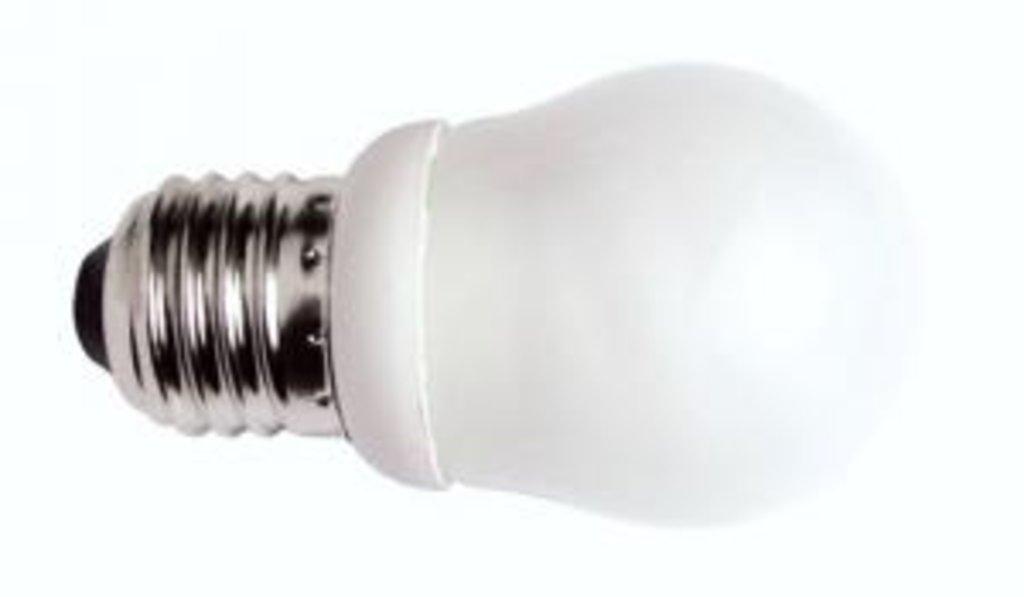 Энергосберегающие лампы: Ecola globe 9W ELG G45 в СВЕТОВОД
