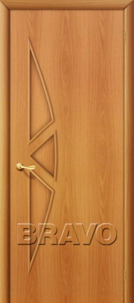 Двери ламинированные BRAVO: 15Г Л-12 (МиланОрех) в STEKLOMASTER