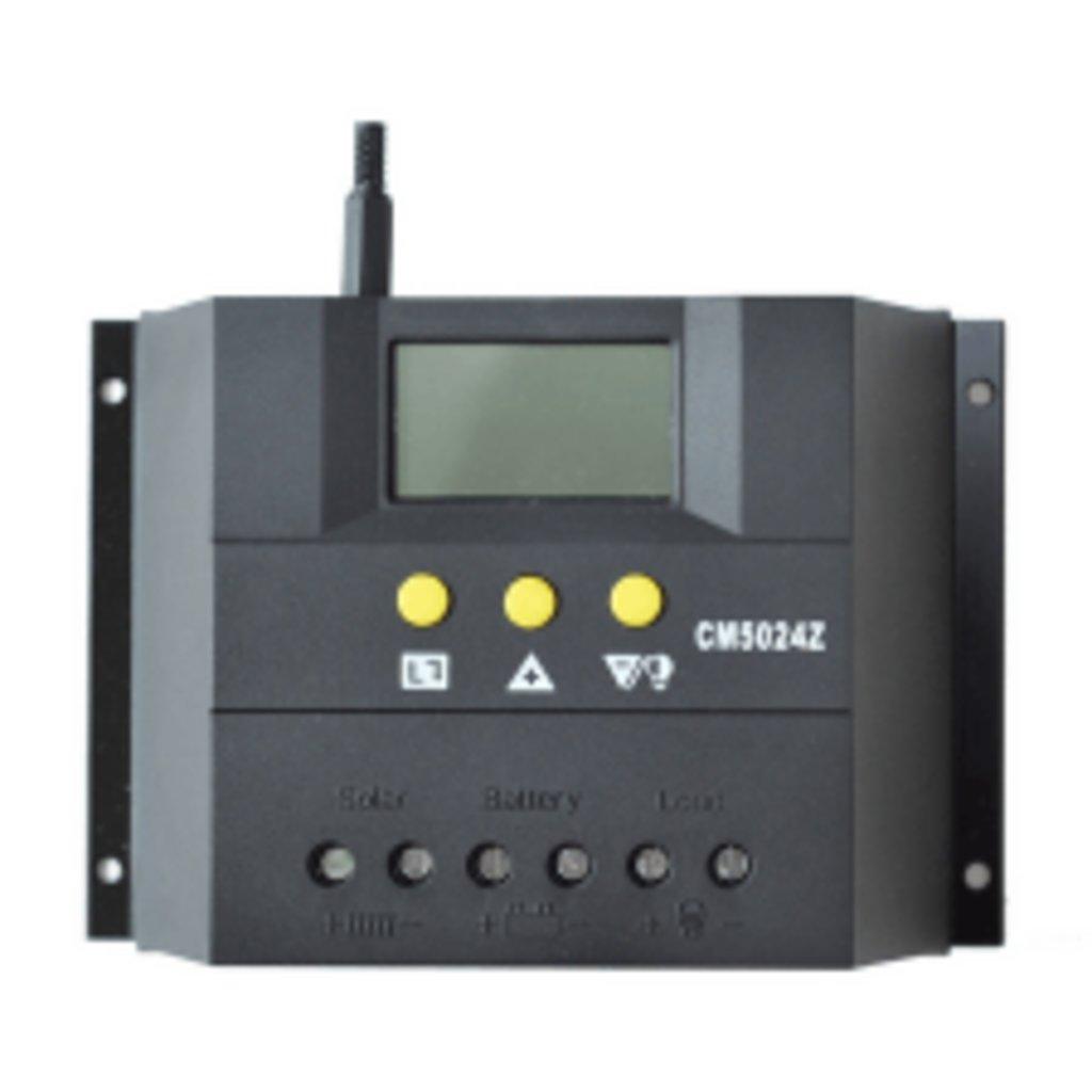 ШИМ контроллеры: Контроллер заряда JUTA CM5024Z в Горизонт