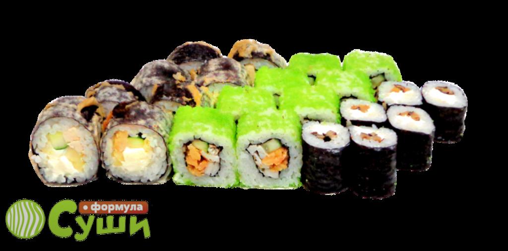 Наборы: СУШИ ФРЕШ в Формула суши