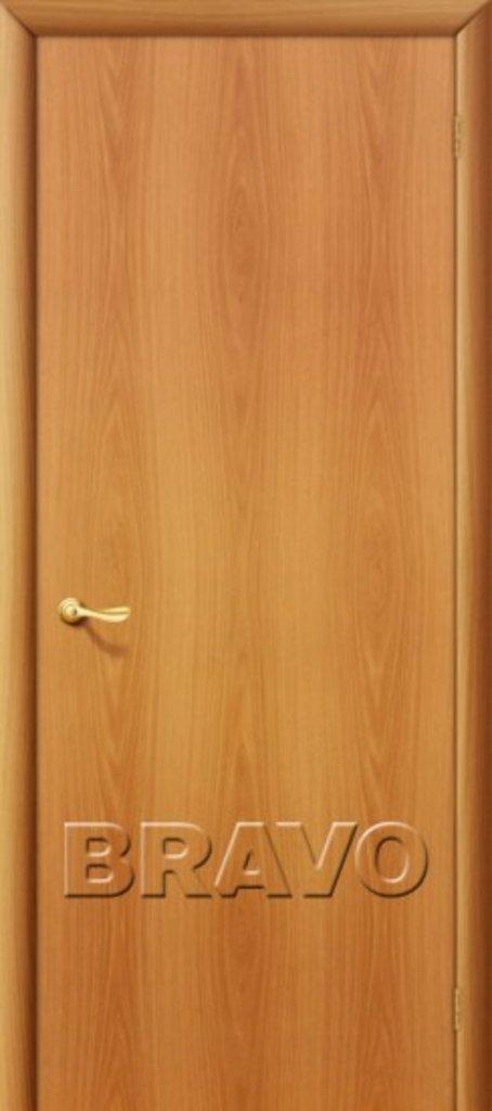 Двери ламинированные BRAVO: Гост Л-12 (МиланОрех) в STEKLOMASTER