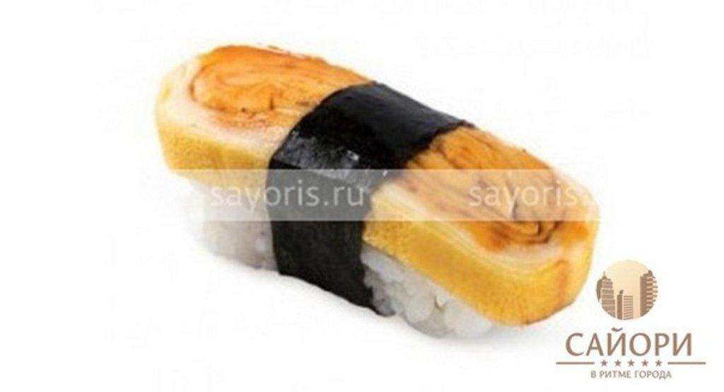 Суши: Томаго суши в Сайори