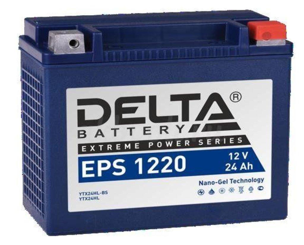 Delta: DELTA 1220 EPS в БазаАКБ