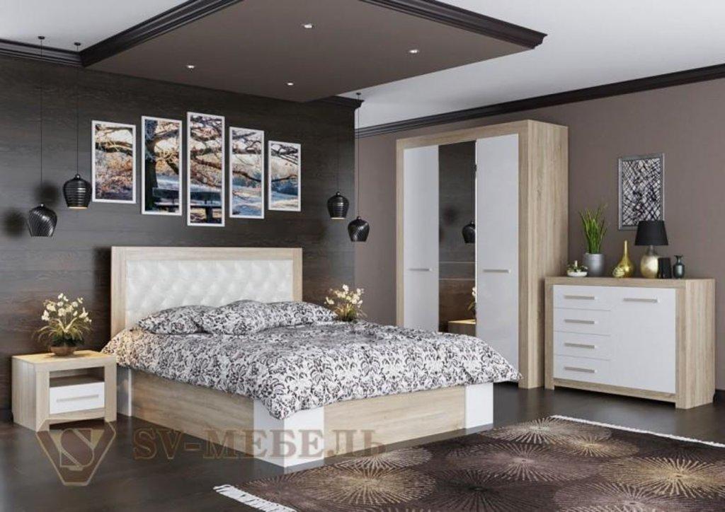 Мебель для спальни Лагуна-6: Тумба прикроватная Лагуна-6 в Диван Плюс