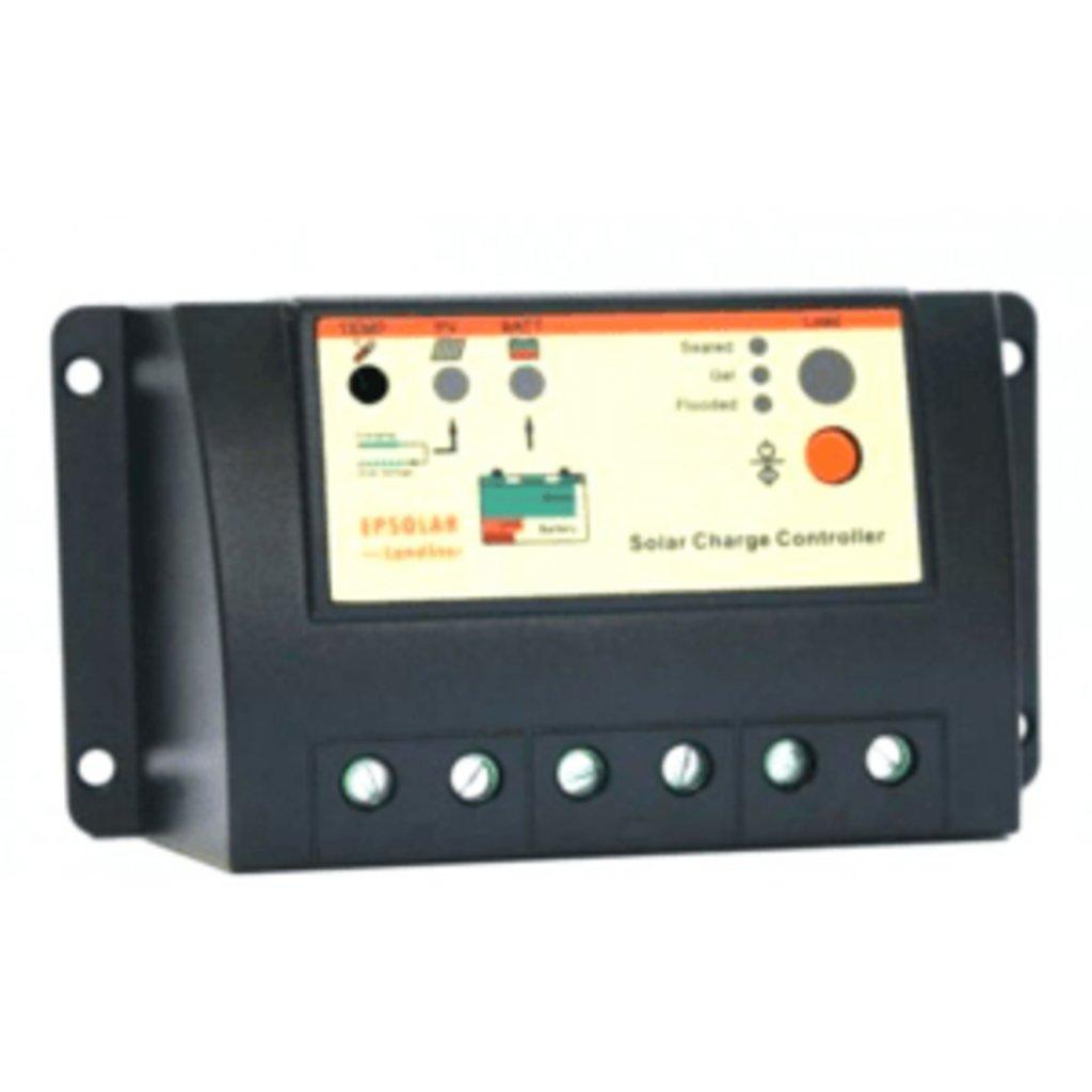 ШИМ контроллеры: Контроллер заряда EPSolar LS2024 в Горизонт