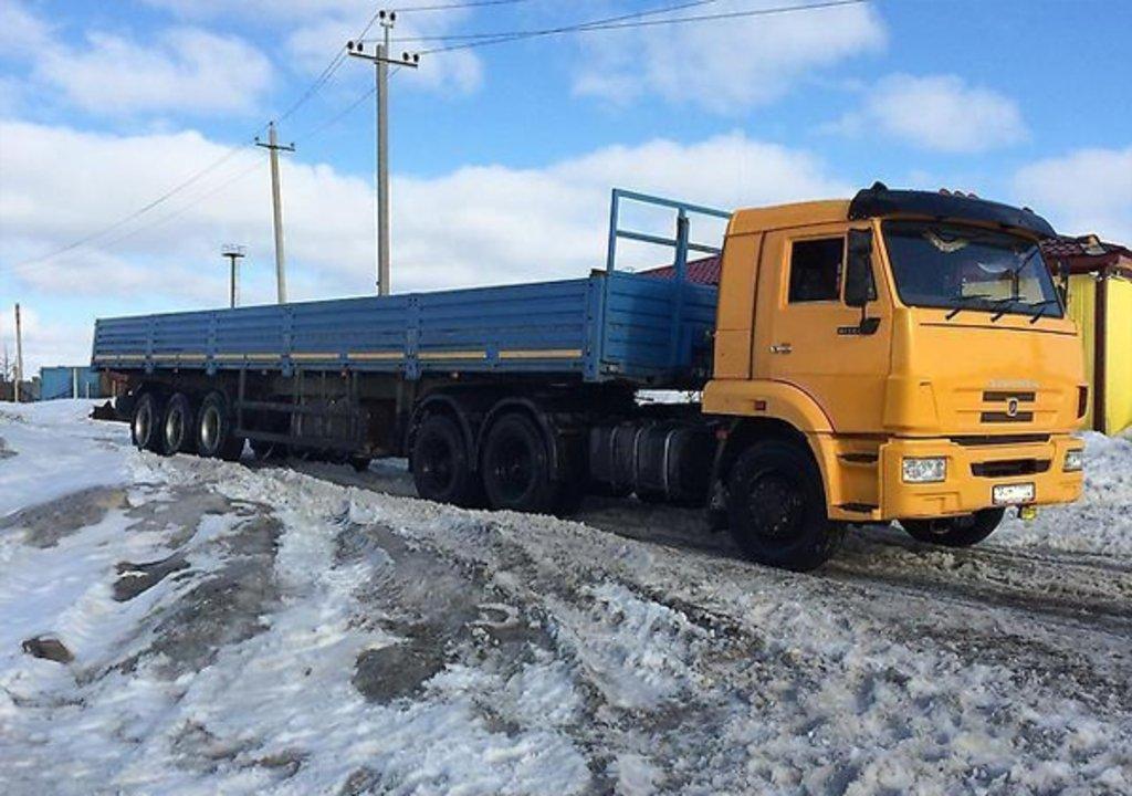 Аренда другой спецтехники: Длинномер на базе КАМАЗ в ПромЭнергоКомплекс