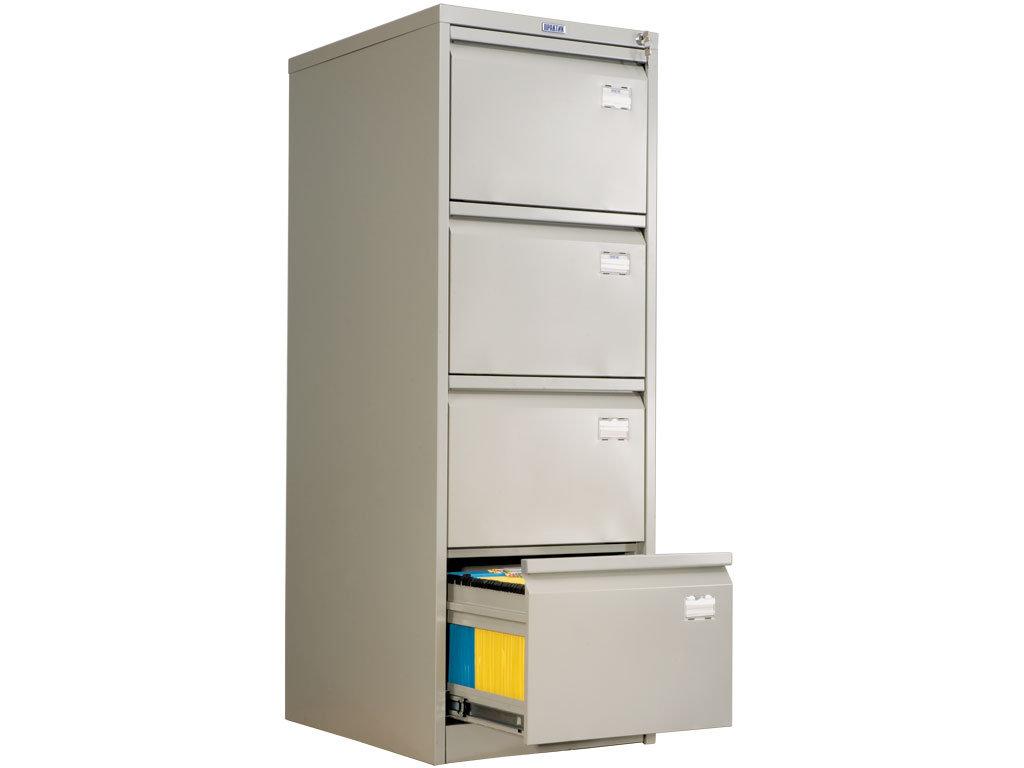 Картотеки и файловые шкафы: Картотека для документов формата А 4 в А Склад