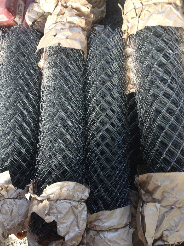 Металлоизделия строительного назначения, общее: Сетка рабица 60х60*1,8 (1х15м) в 100 пудов