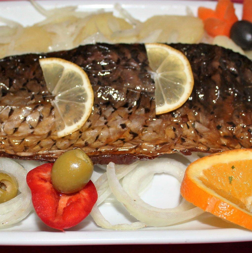 Рыба: Рыба I категории (дорада, зубатка, бранцин). 0.5kg. Доставка на дом. в Zlatibor
