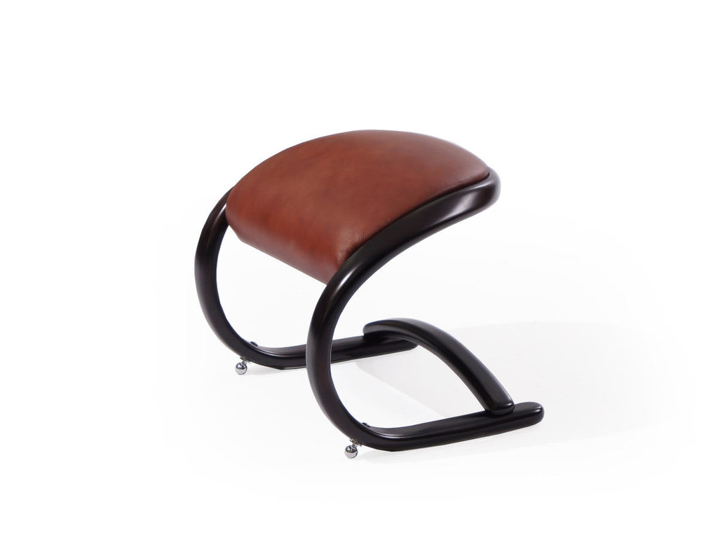 Банкетки и пуфики: Пуф Априори 9т коричневый в Актуальный дизайн