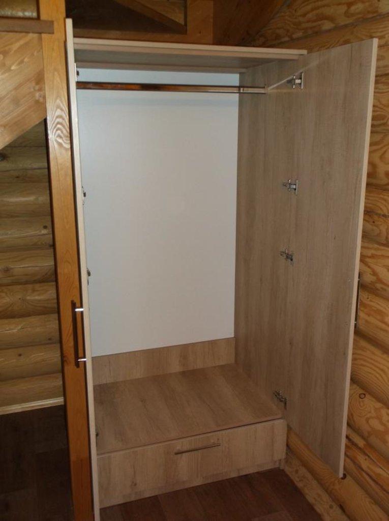 Прочее: Шкаф в Квадра Мебель