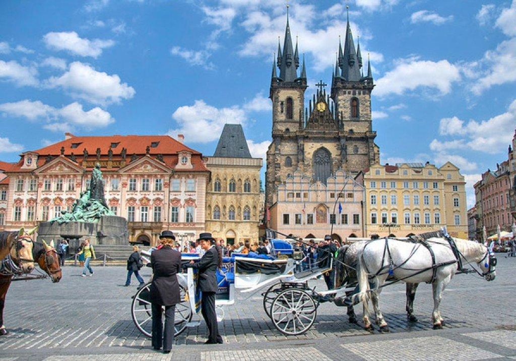 Международный туризм: Туры в Чехию из Екатеринбурга в Венеция