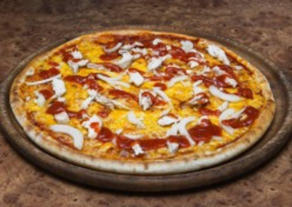 Пицца: С курицей 1 кг. 35 см. в Коко-пицца