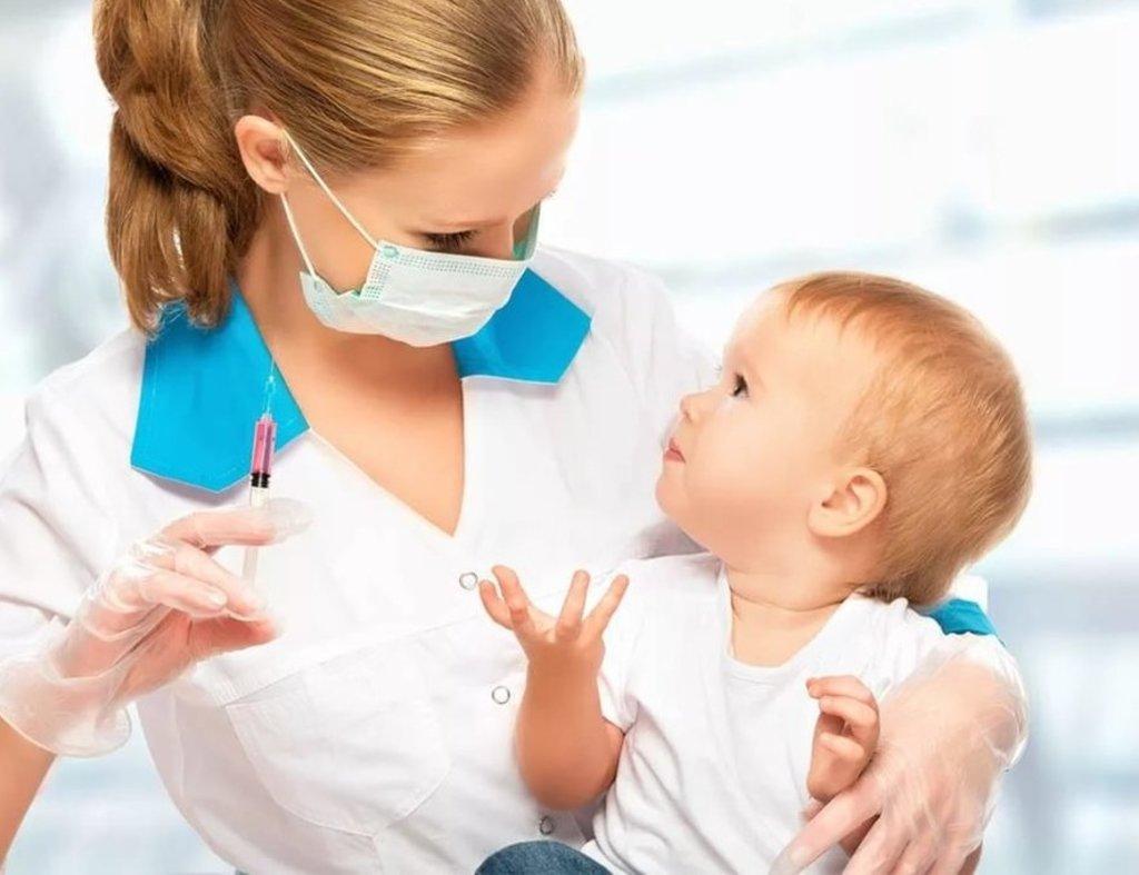 Для детей: Вакцинация в Вита клиника, консультативно-диагностический центр, ООО
