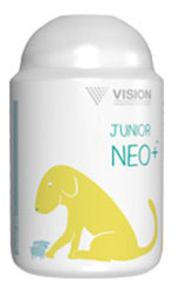 Комплексы витаминов, минералов, макро— и микроэлементов: Витамины для детей Юниор в Vision